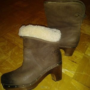 Ugg heel boots 💖GREAT CONDITION💖